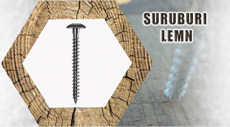 suruburi lemn / wood screws